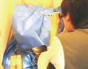 給水管工事・更生工事のトーヨー興産株式会社の研摩度検査