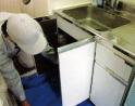 給水管工事・更生工事のトーヨー興産株式会社。室内養生