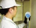 給水管工事・更生工事のトーヨー興産株式会社の1次ライニング