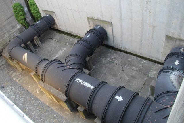 マンションの排水の仕組み
